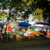 Lake Harriet Canoes